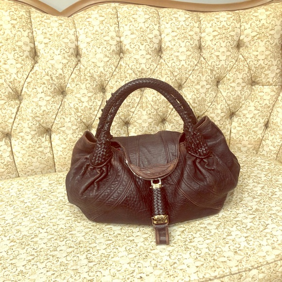 93e052e93c4 Fendi Bags | Spy Bag | Poshmark